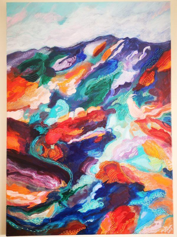 Kertu Kelem Art Flow